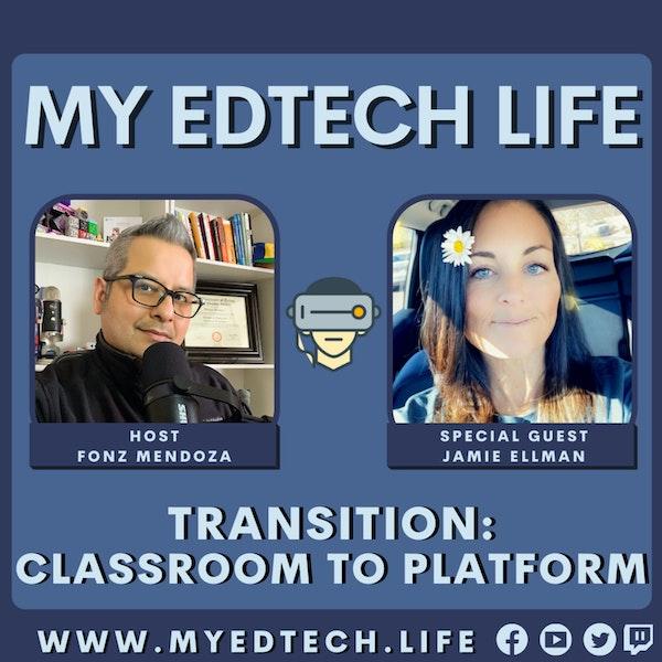 Episode 78: Transition: Classroom to Platform Image