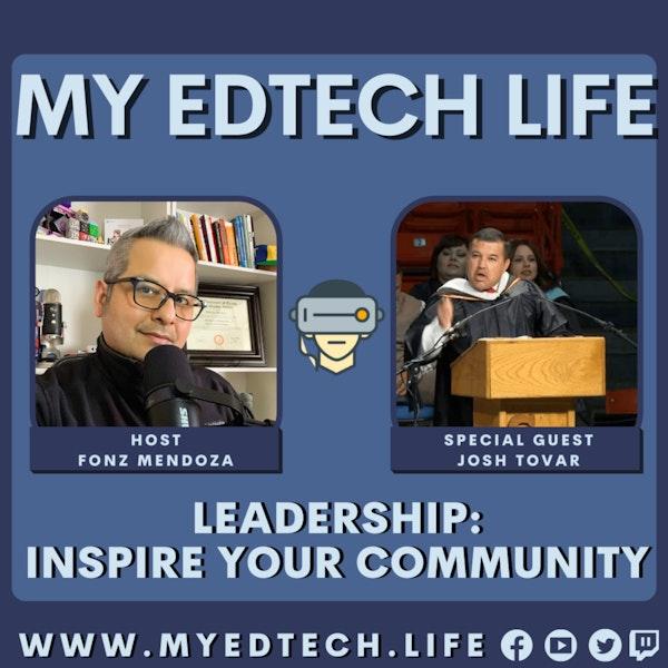 Episode 87: Leadership-Inspire Your Community Image