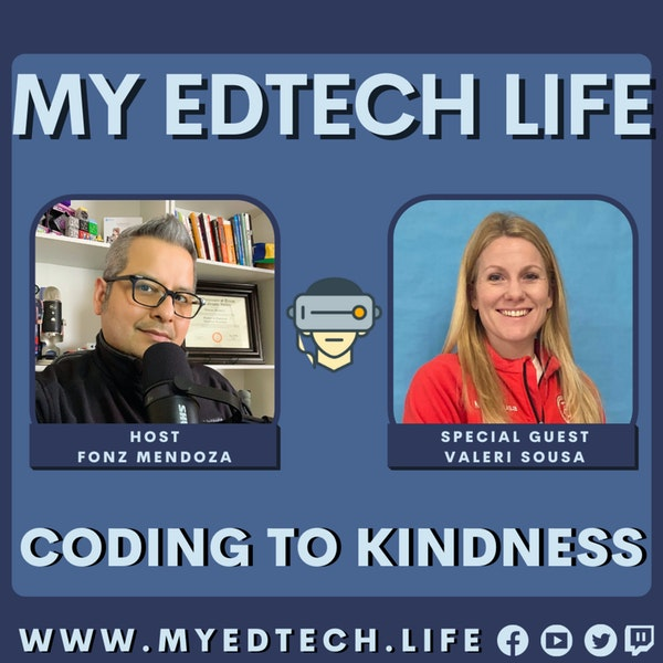Episode 89: Coding to Kindness Image