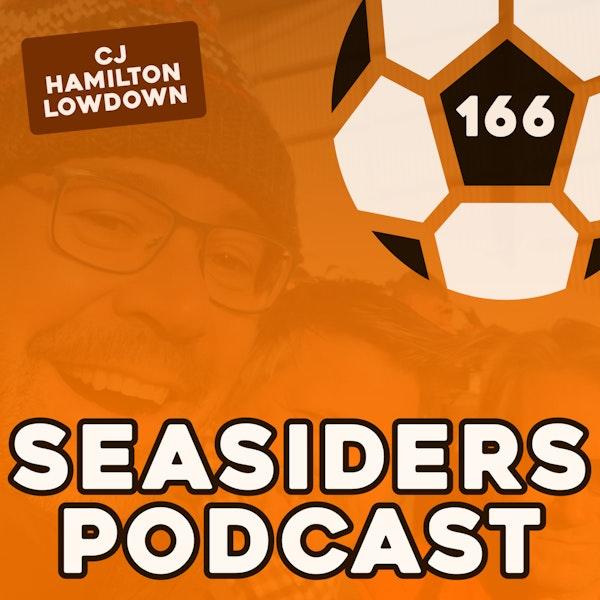 #166 - The lowdown on CJ Hamilton