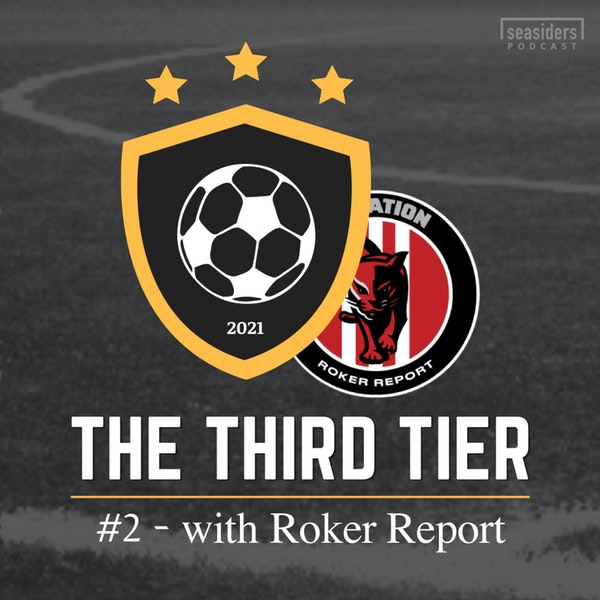 The Third Tier #2 with Roker Report Image