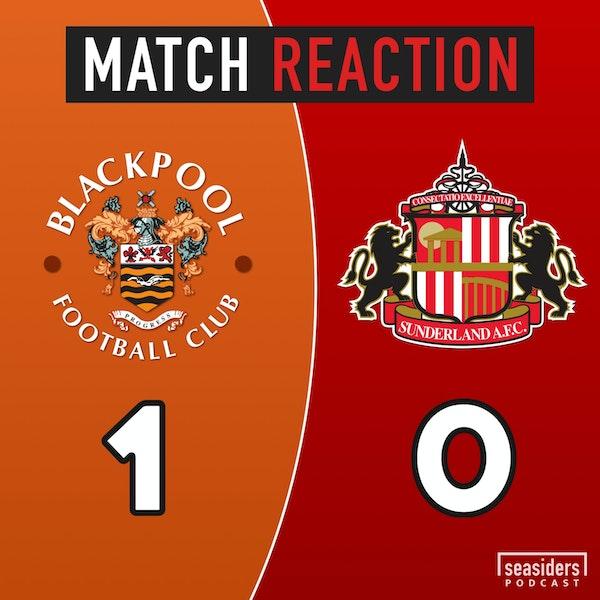 """Blackpool 1 - Sunderland 0 : """"Howay the 'Pool"""""""