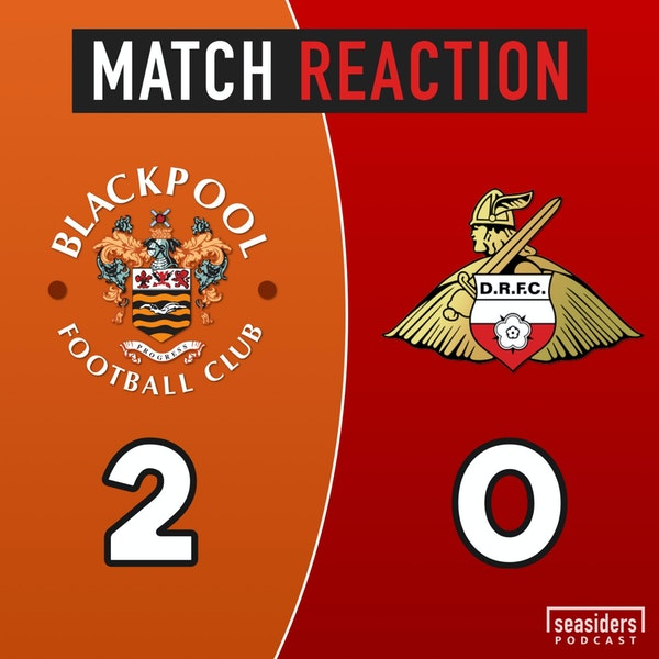 """Blackpool 2 - Doncaster 0 : """"Play offs"""" Image"""