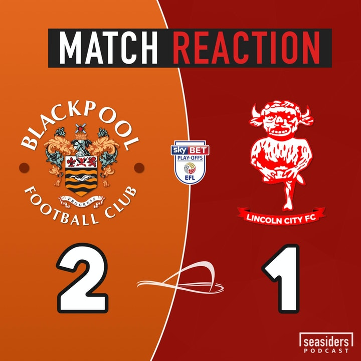 Episode image for Blackpool 2 - Lincoln City 1 : L1 Play-off Final