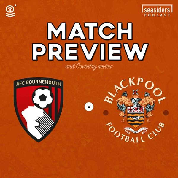 Bournemouth preview, Cov review Image