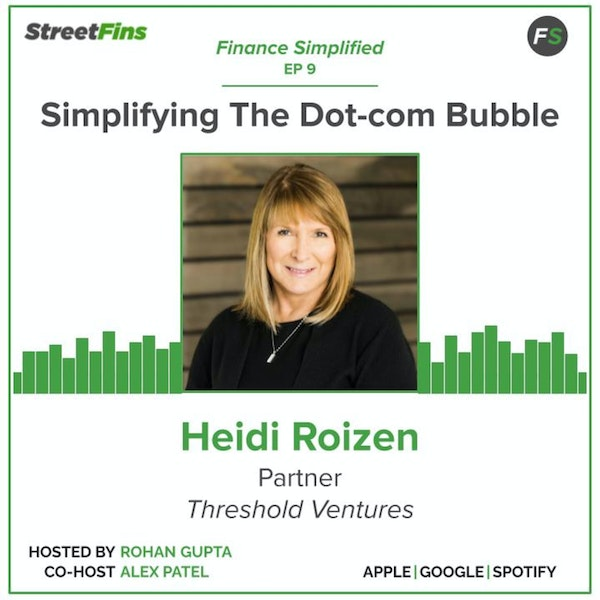 EP 9 — Simplifying The Dot-com Bubble with Heidi Roizen of Threshold Ventures Image