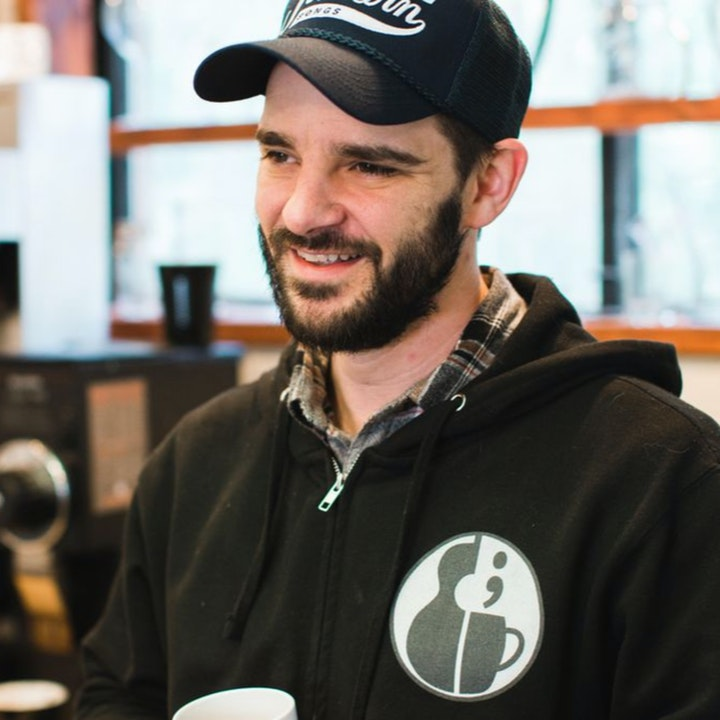"Waller's Coffee: ""Run a business and care about people around you. Those belong together."""