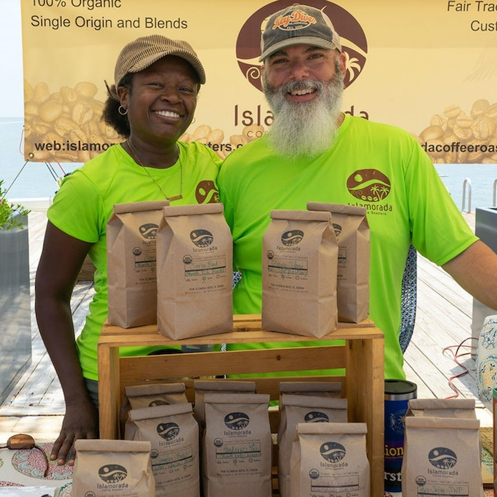 """Islamorada Coffee Roasters: """"Everything we do is ethical. It's a way of life for us."""""""