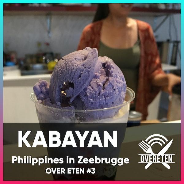 Kabayan, The Philippines in Zeebrugge - Over eten #3 (English Spoken) Image