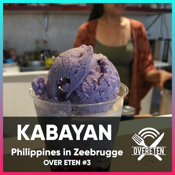 Kabayan, The Philippines in Zeebrugge - Over eten #3 (English Spoken)