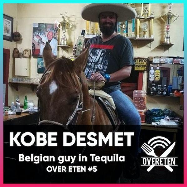 Kobe Desmet. the Belgian Guy in Tequila - Over eten #5 Image