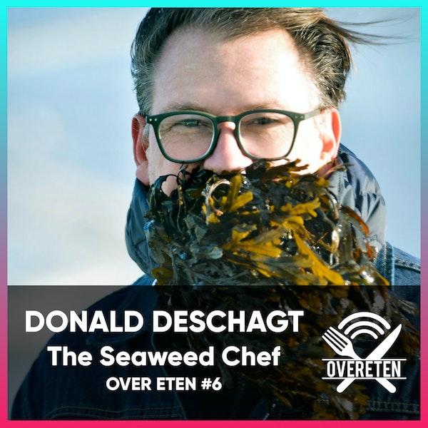 Donald Deschagt, The Seaweed chef - Over eten #6 Image