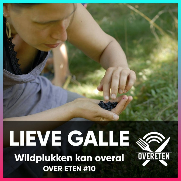 Wildplukken met Lieve Galle - Over eten #10