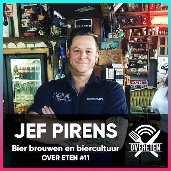Jef Pirens, bier brouwen en biercultuur - Over eten #11 Image