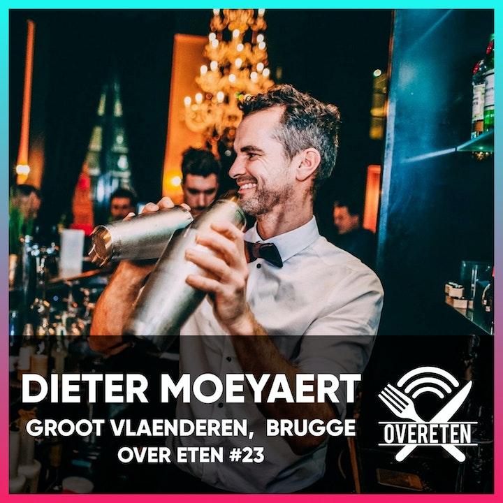Dieter Moeyaert; Cocktailbar Groot Vlaenderen - Over eten #23