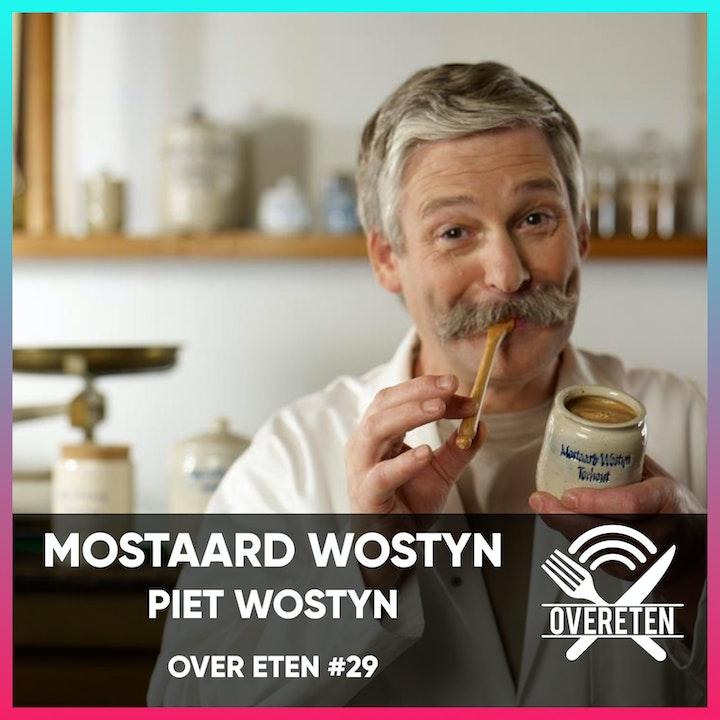 Mostaard Wostyn - Over eten #29