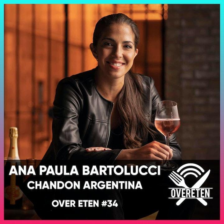 Ana Paula Bartolluci, Winemaker Chandon Argentina - Over eten #34