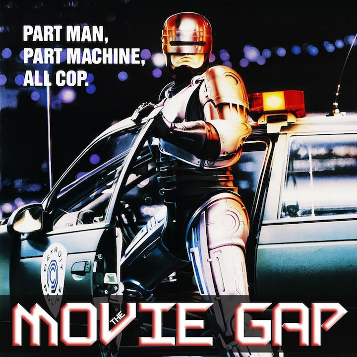 Dead or Alive You're Coming With Me: RoboCop