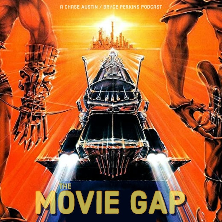 Episode image for The Gasoline Will Be Ours: Mad Max 2: The Road Warrior