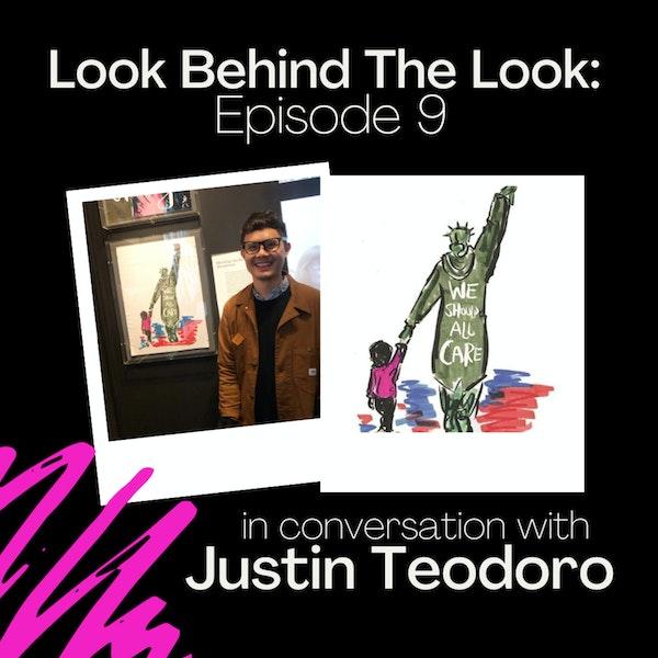 Episode 9: Justin Teodoro | NYC-Based Artist, Designer, and Illustrator Image