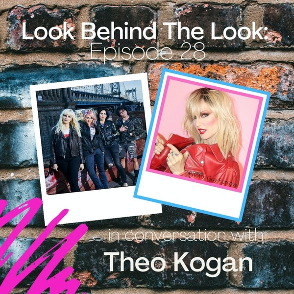 Episode 28: Theo Kogan and the New Book from The Lunachicks (Fallopian Rhapsody) Image