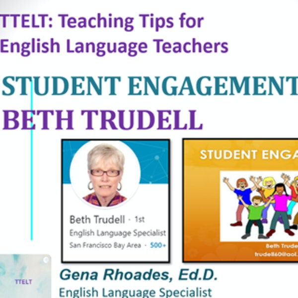 5.0 Student Engagment Tips with Beth Trudell