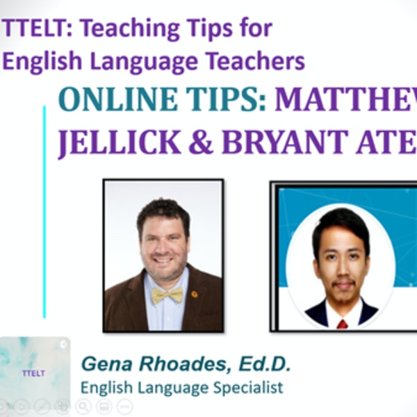 14.0 Online Teaching Tips with Matthew Jellick and Bryant Atencia