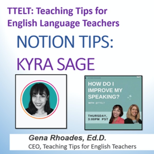 17.0 Notion Tips with Kyra Sage