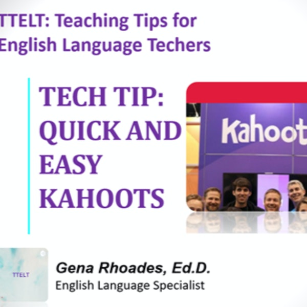 1.0 Tech Tips: Quick and Easy Kahoots