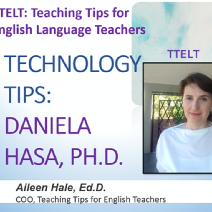 Episode image for 20.0 Technology Tips with Daniela Hale