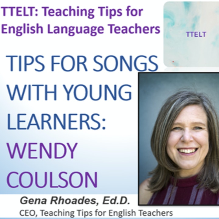 21.0 Tips for Using Songs with Young Learners with Wendy Coulson
