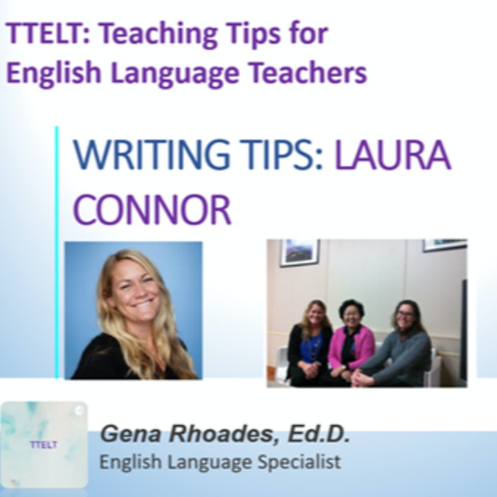 22.0 Writing Tips with Laura Connor