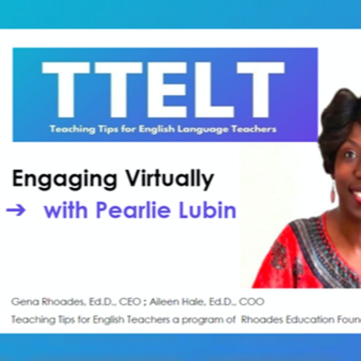 29.0 Engaging Virtually with Pearlie Lubin