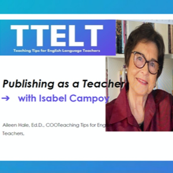 35.0 Publishing as a Teacher with Isabel Campoy