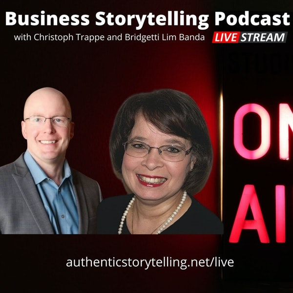363: Appearing the right way on livestreams - a chat with Bridgetti Lim Banda Image