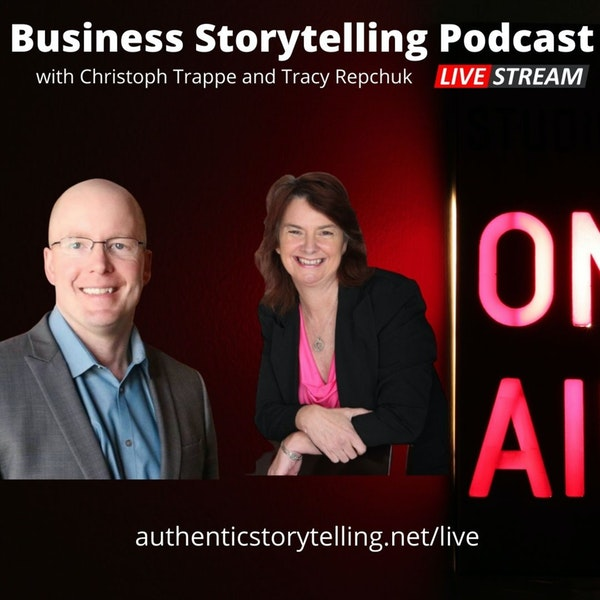 371: How to build an audience - feat. Tracy Repchuk Image