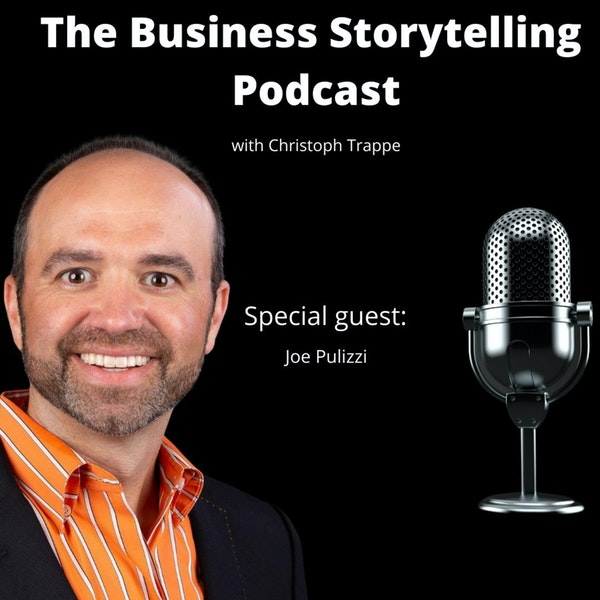 370: Drive business results with content - a chat with Joe Pulizzi Image