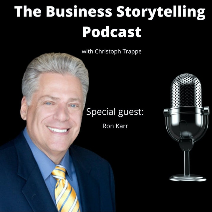 390: The Velocity Mindset with Ron Karr