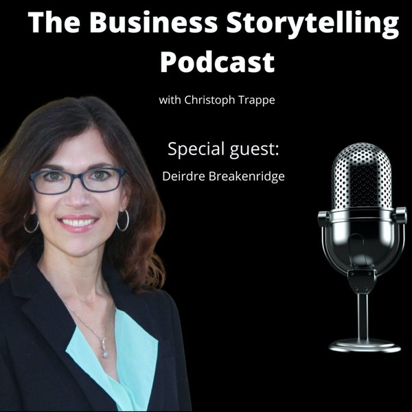 386: Answers for Ethical Marketers - a chat with Deirdre Breakenridge Image