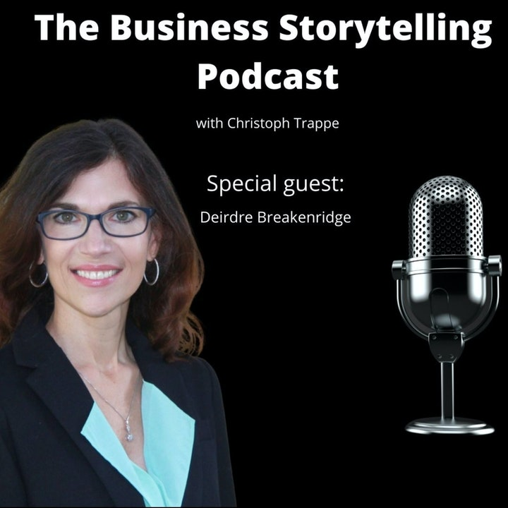 386: Answers for Ethical Marketers - a chat with Deirdre Breakenridge