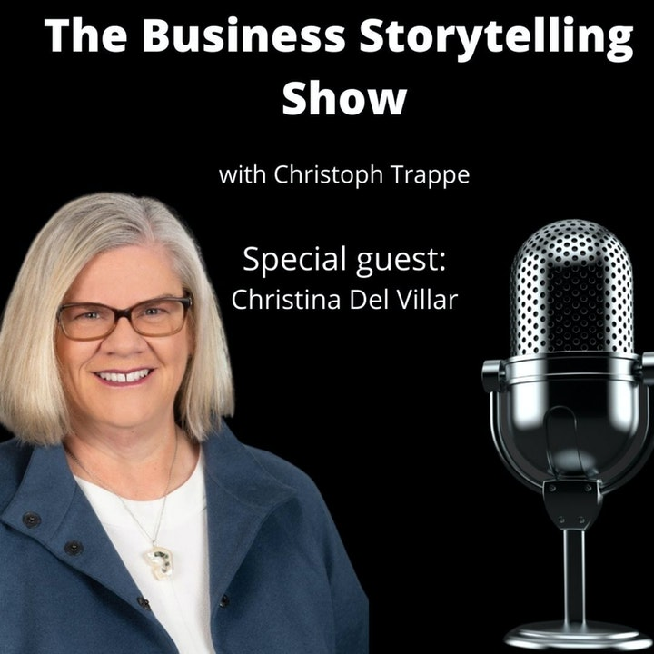 """398: Author chat: Christina Del Villar's """"Sway"""" can help marketers get stuff done!"""