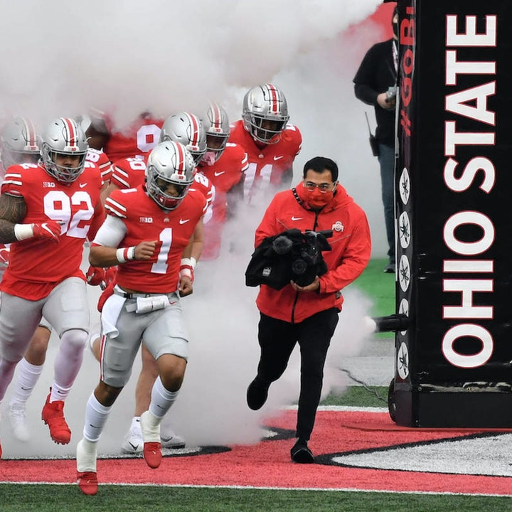 NFL '20 Week 13 & Ohio State Gets Over