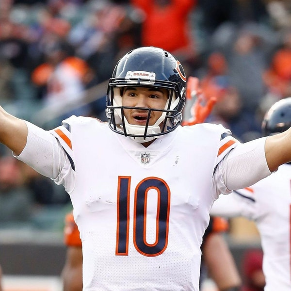 NFL '20 Week 16 and Trubisky Is On Fire! Image