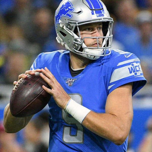 NFL '21 Divisional Weekend & The QB Carousel Image