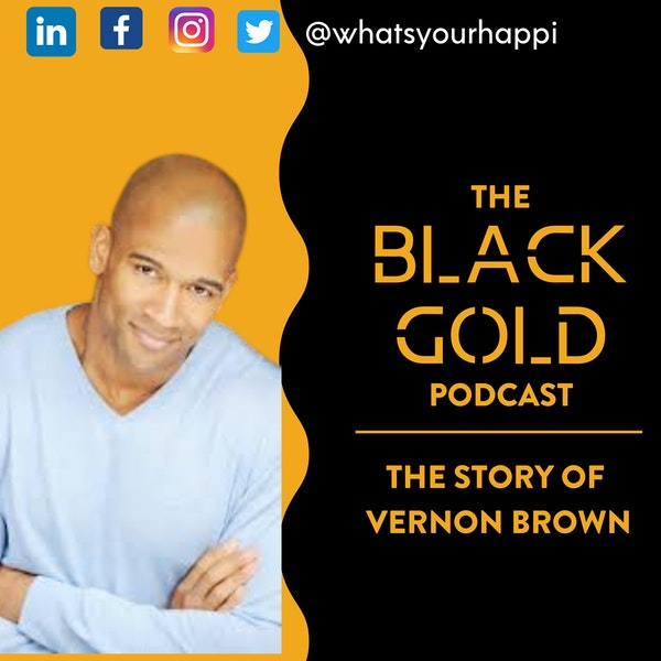 What's Your Happi?— The Story of Vernon Brown
