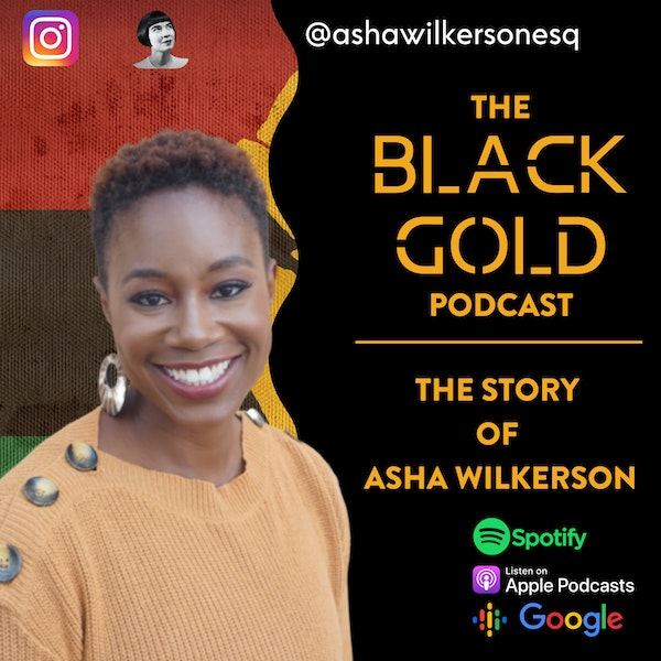 Legally Black— The Story of Asha Wilkerson