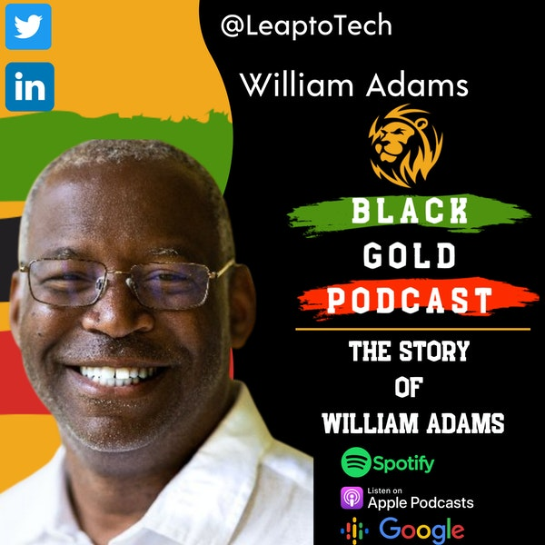Leap to Tech — The Story of William Adams