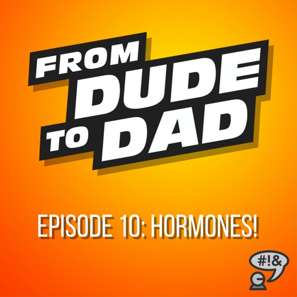 Hormones! (A Guide For Dads-To-Be) Image