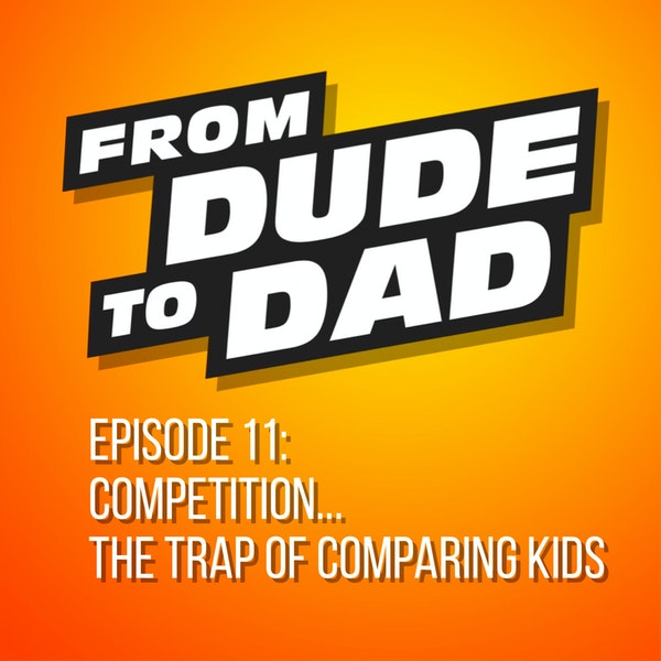 Competition (The Trap of Comparing Kids) Image