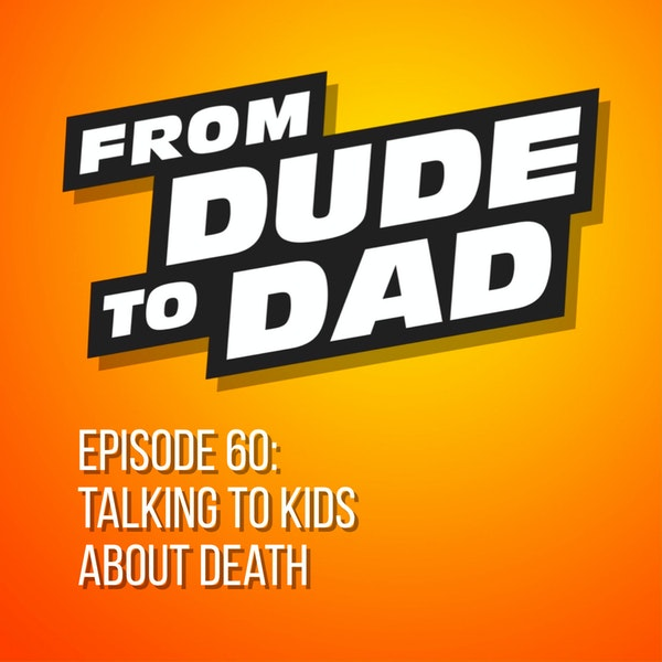 Talking To Kids About Death Image